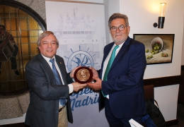 Propeller Madrid homenajea a José Luis Chanclón